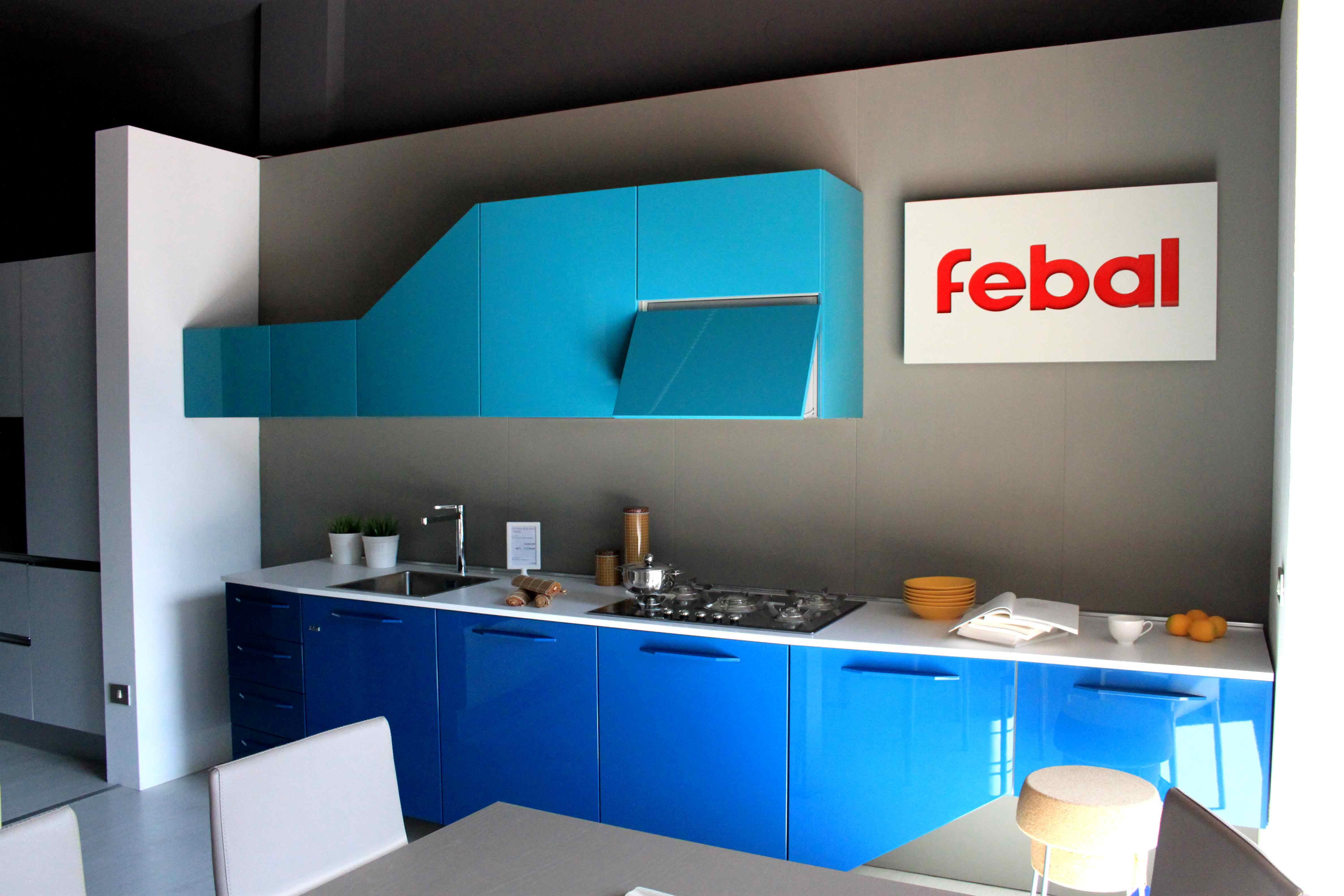 Cucina Mod. Alicante - Febal Casa - Leonetti Design