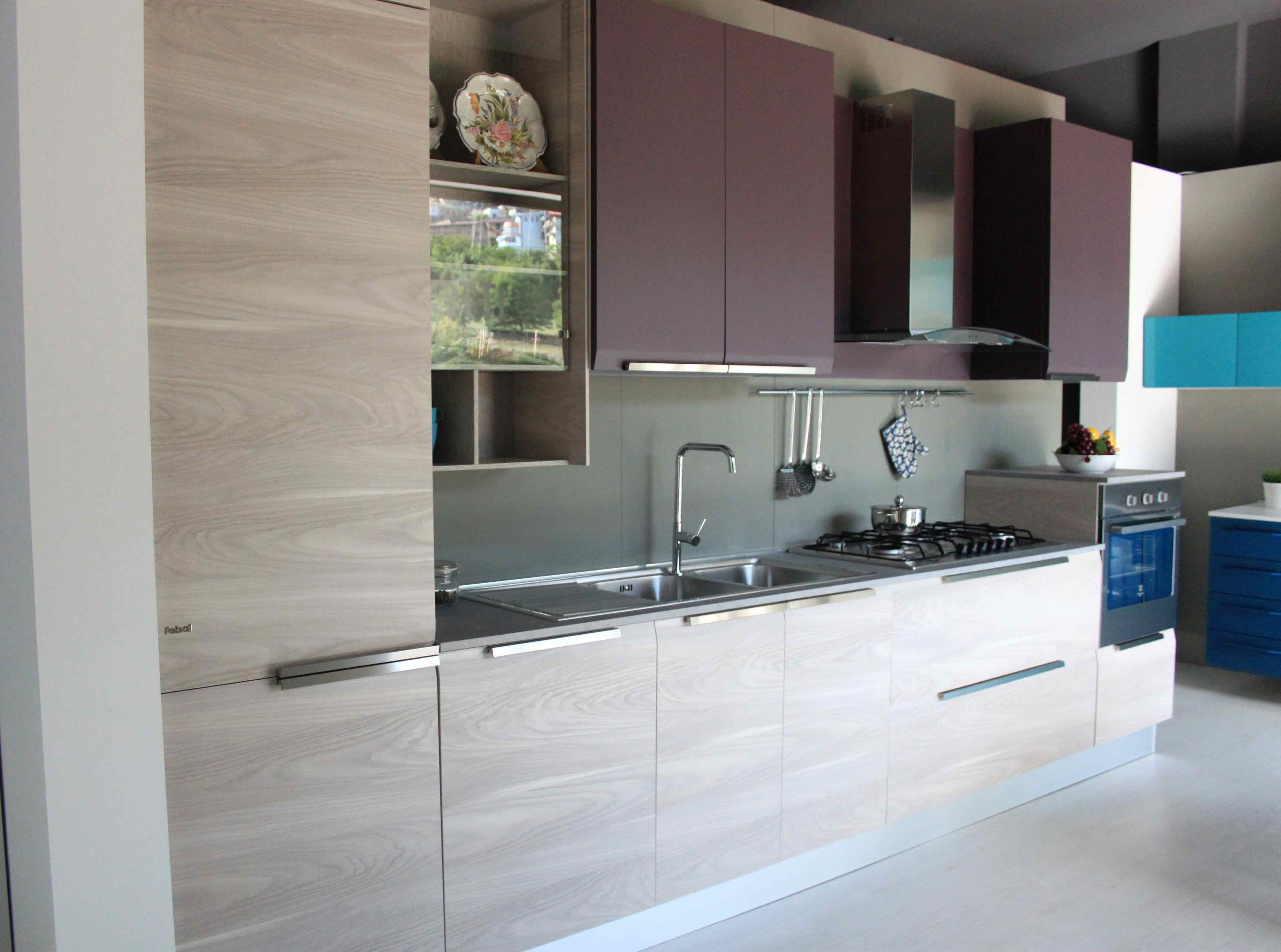 Cucina Mod. Chantal - Febal Casa - Leonetti Design