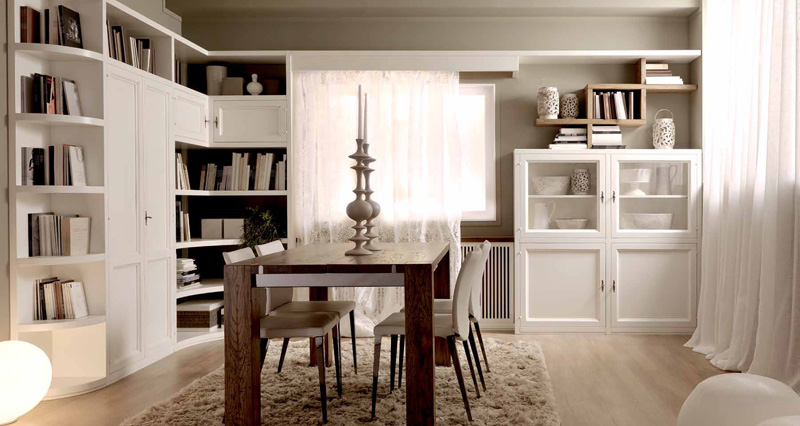 Scegli il tuo stile leonetti design for Arredamento classico contemporaneo